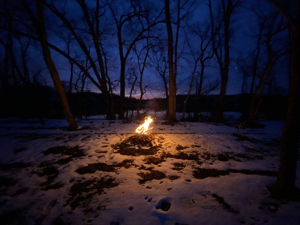 Campfire Over Yonder