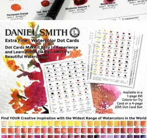 Daniel Smith Watercolor Sampler