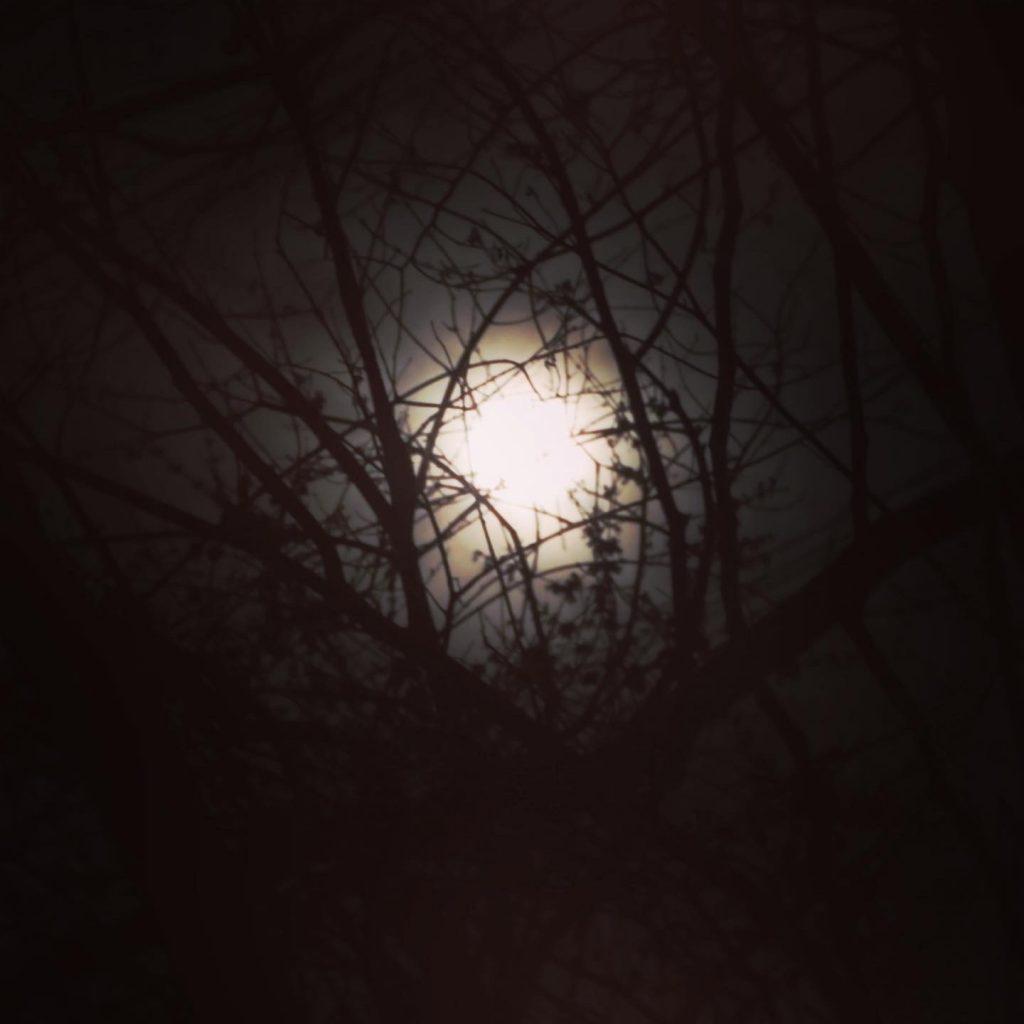 The full worm moon