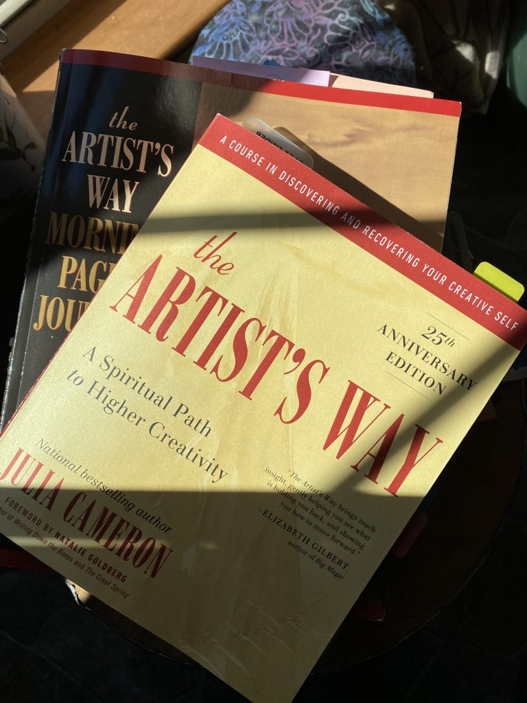The Artist's Way & Morning Pages Journal