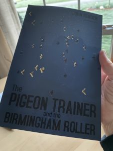 John's book, The Pigeon Trainer