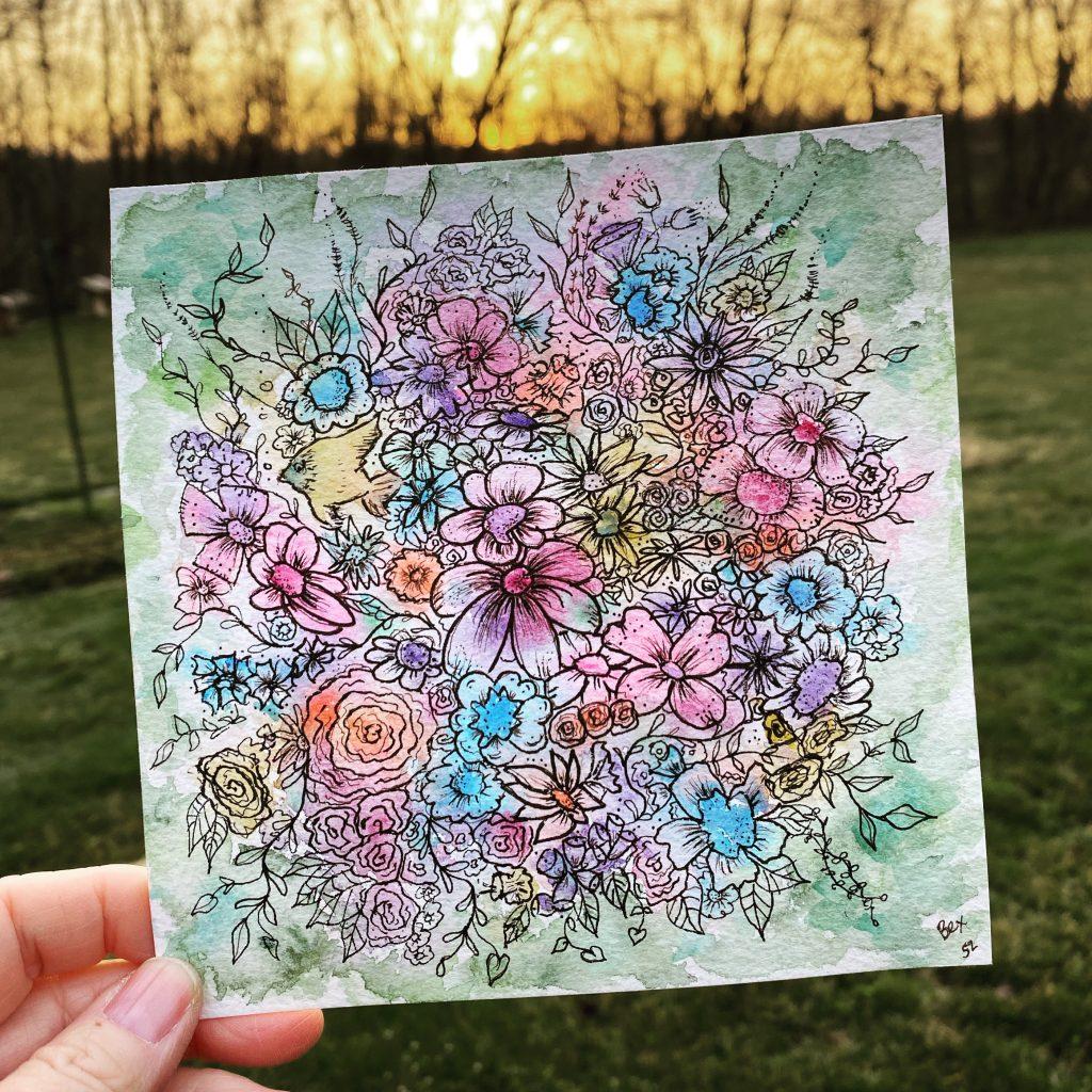 Fun florals