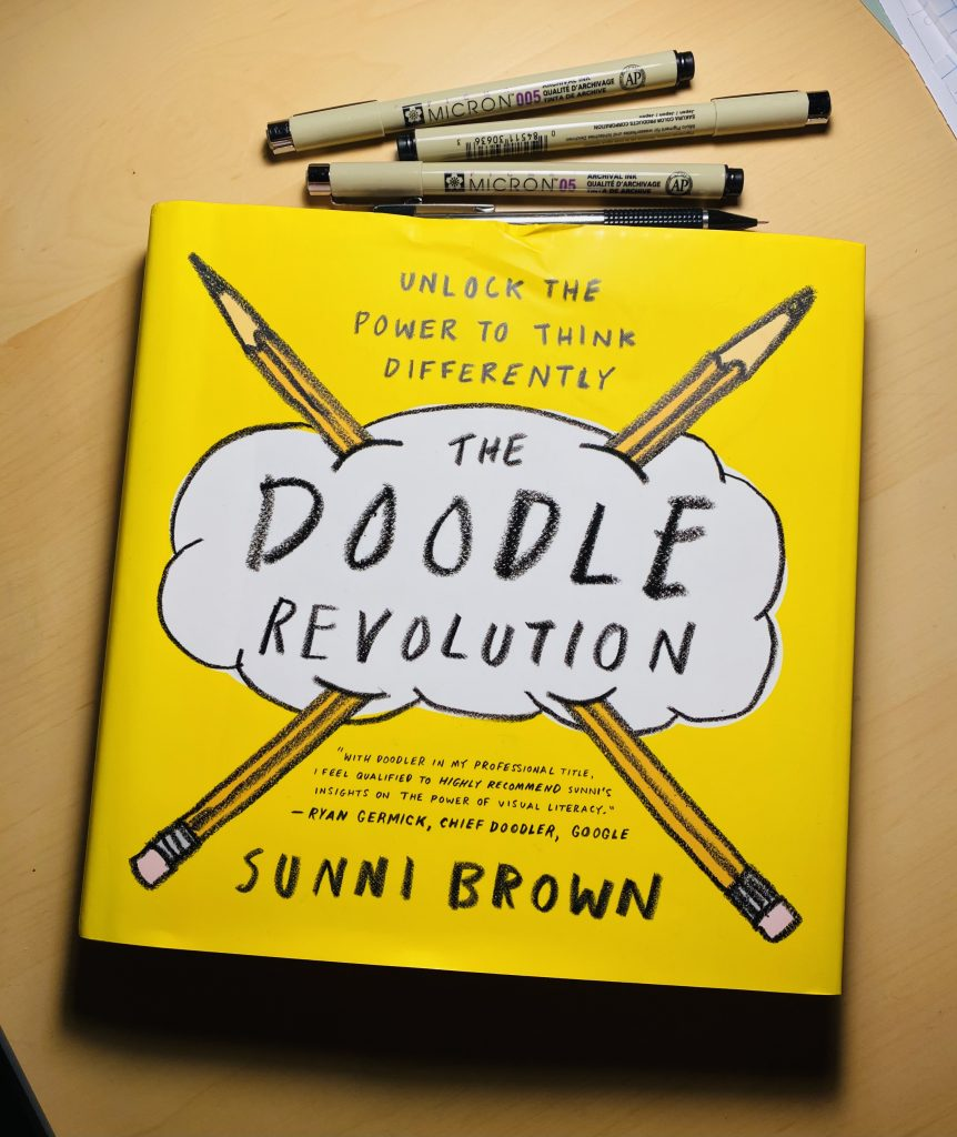 The Doodle Revolution by Sunni Brown