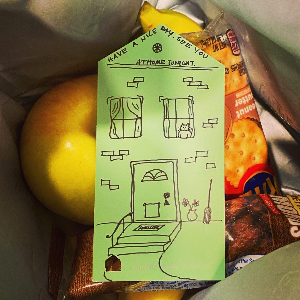 Lunchbox art