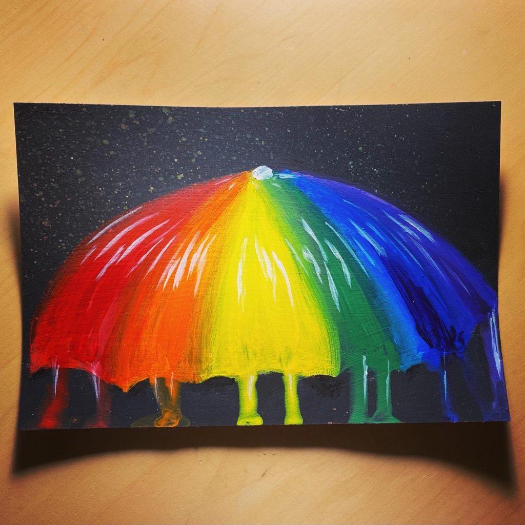 Umbrella ICAD 8
