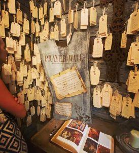 The Prayer Wall