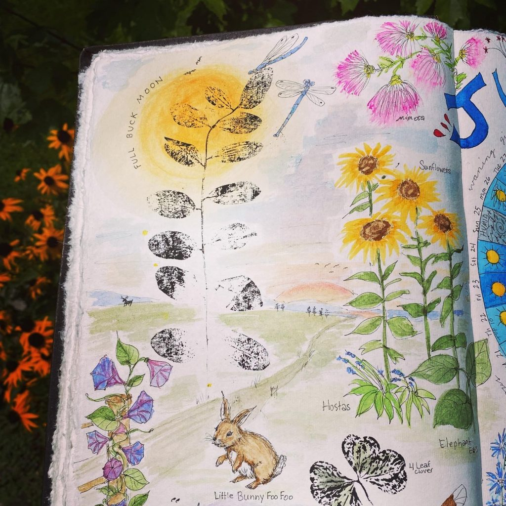 July 2021 Nature Journal
