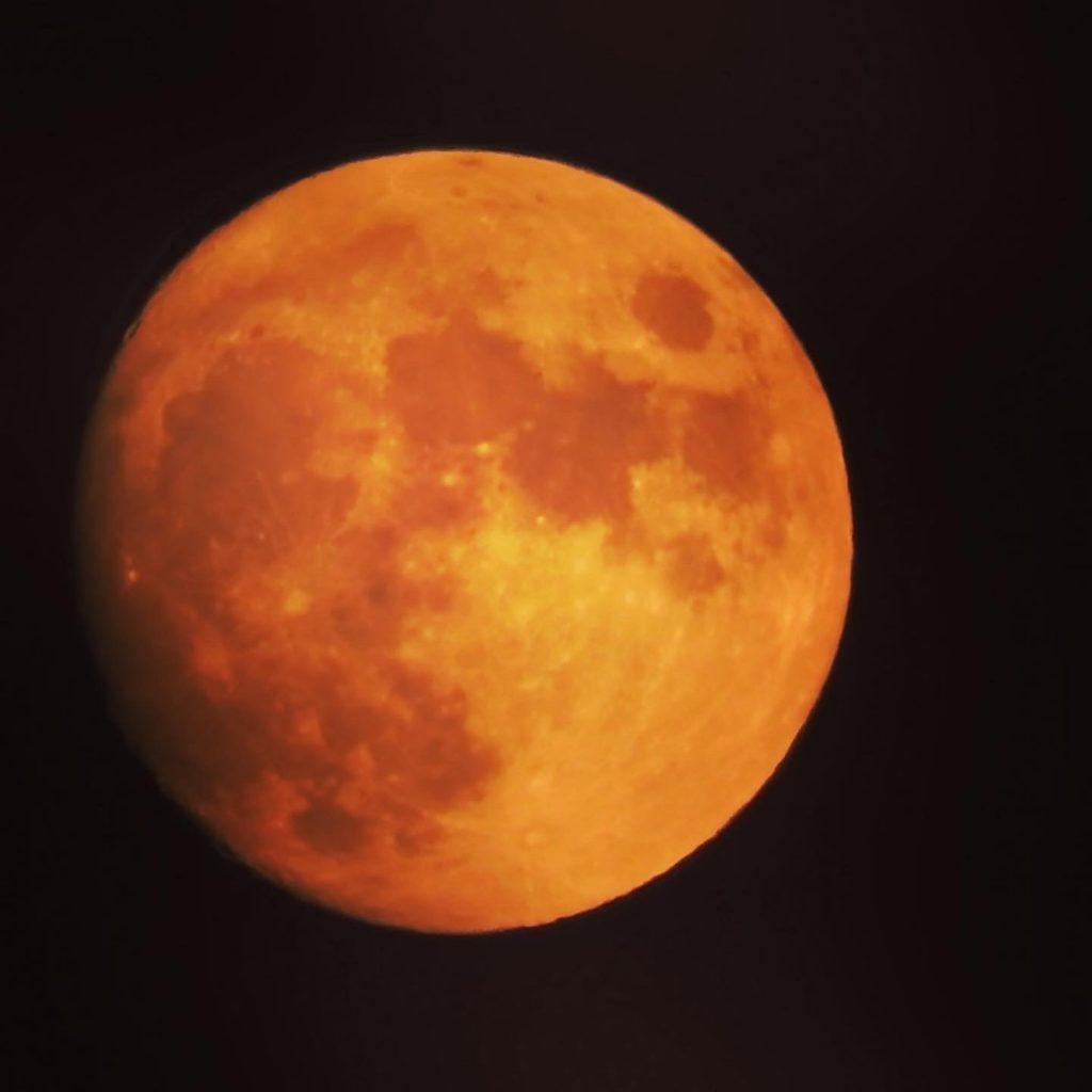 Full Sturgeon Moon, August 2021