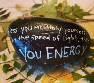 Unless you energy