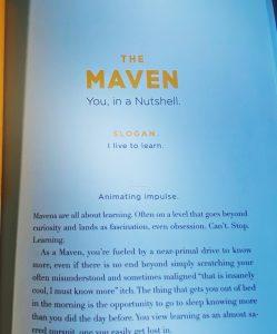 The Maven.