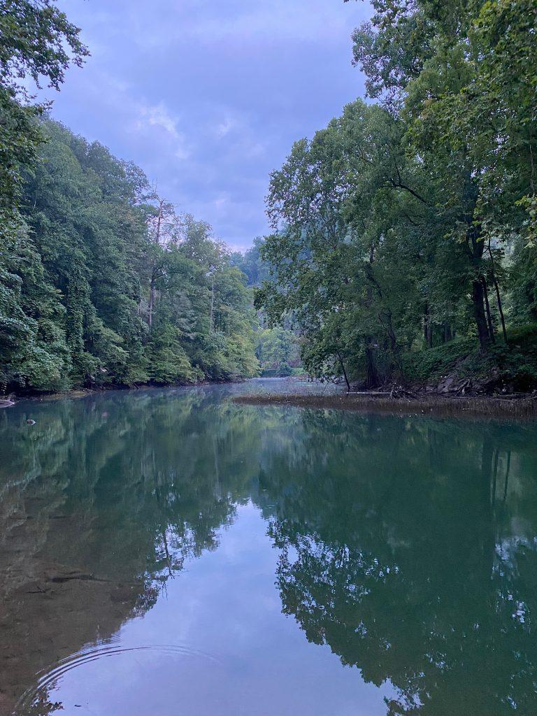 Arkyle Creek, Lake Fontana, North Carolina